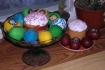 Рецепт. Крашенки (как красить пасхальные яйца)