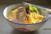 Рецепт. Кукси - холодный корейский суп