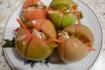 Рецепт. Квашеные зеленые помидоры
