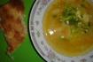 Рецепт. Постный суп с горохом и овощами