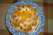 Рецепт. Постный торт с крем-муссом