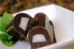Рецепт. Сало в шоколаде (из свежего сала)