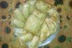 Рецепт. Слойки с творогом и лимоном