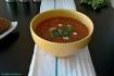 Рецепт. Томатный суп-пюре с луком