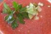 "Рецепт. Суп ""Гаспачо"" из свежих помидоров"