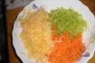 Рецепт. Репа. Витаминный салат из репы, дайкона и моркови