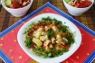 Рецепт. Лагман с телятиной на помидорах