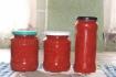 Рецепт. Аджика сырая острая (без помидоров)