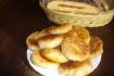 Рецепт. Хачапури из слоеного теста