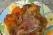 Рецепт. Хашлама из баранины с овощами