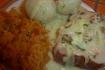 Рецепт. Кнедлики на пару из картошки