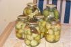 Рецепт. Консервирование зеленых помидор