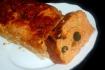 Рецепт. Мясное суфле с маслинами в духовке