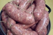 Рецепт. Домашние сосиски (сардельки) в натуральной оболочке