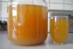 Рецепт. Яблочный сок без сахара из сладких яблок