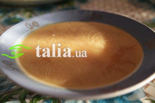 Рецепт. Гороховый суп