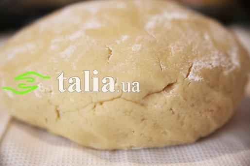 Рецепт. Песочное тесто для пряников и печенья