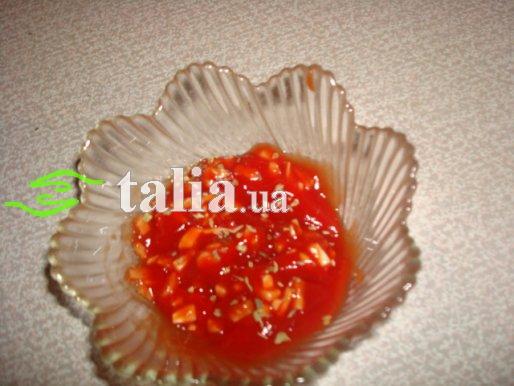 Рецепт. Соус для спагетти (соус к макаронам)