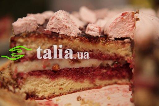 Рецепт. Бисквит. Бисквитный торт