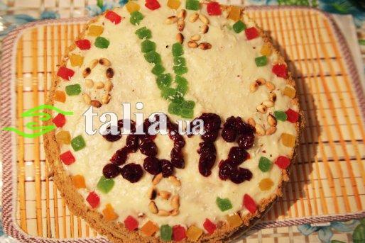 Рецепт. Торт ''Медовик''