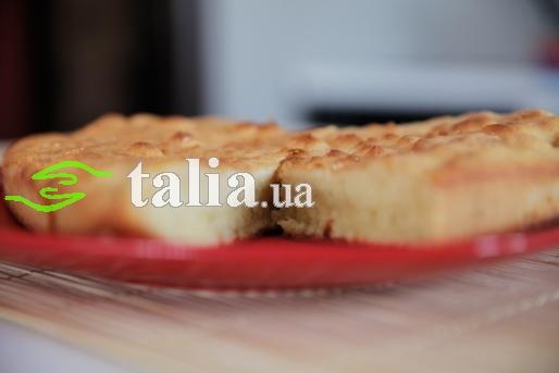 Рецепт. Торт сметанник на кефире и майонезе