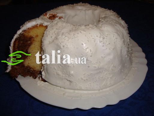 Рецепт. Пасхальный кекс без дрожжей