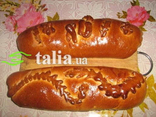 Рецепт. Пасхальный пирог с маковой начинкой