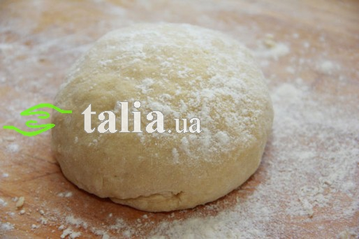 Рецепт. Постное дрожжевое тесто для выпечки