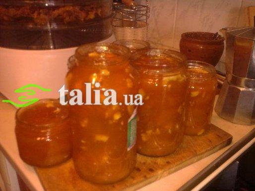 Рецепт. Варенье из абрикос