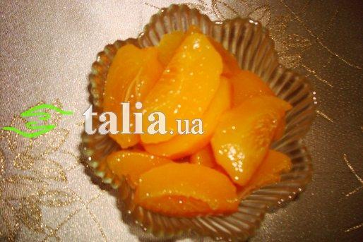 Рецепт. Консервирование персиков. Персики консервированные в нежном сиропе