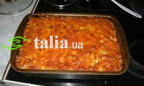 Рецепт. Картофельная запеканка (мясная запеканка)