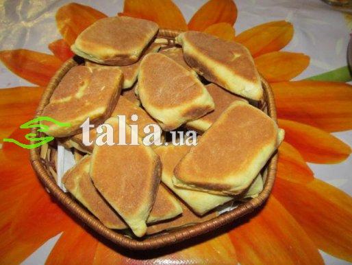 печенье на кефире рецепт с фото пошагово в духовке