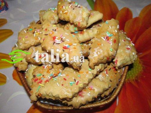 Как сделать печенье на рассоле рецепт