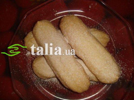 Рецепт. Печенье ''Савоярди''
