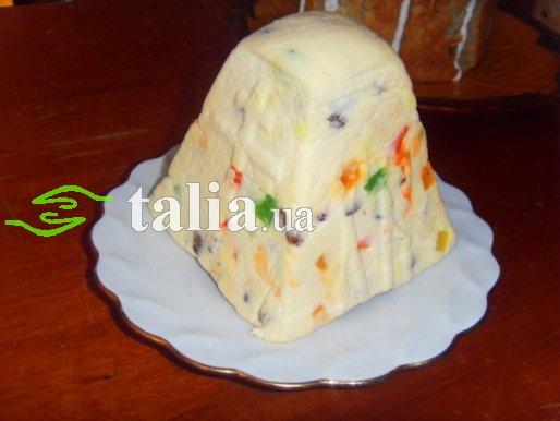 Рецепт. Желейный торт ''Мозаика''