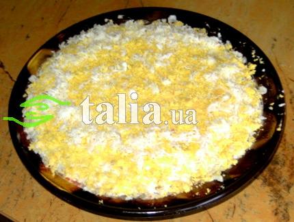 Рецепт. Салат ''Мимоза''