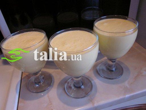 Рецепт. Белковый коктейль