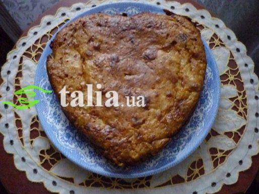 Рецепт. Кекс ''Столичный'' с сухофруктами