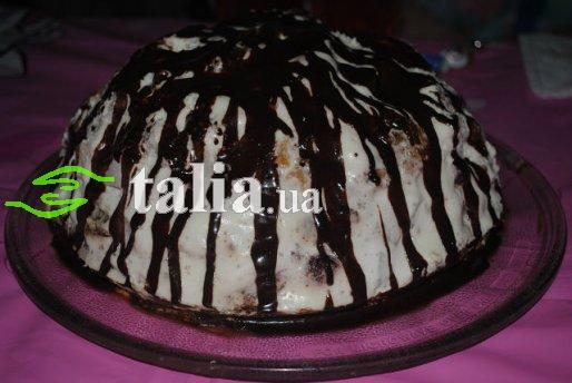 Рецепт. Торт Панчо