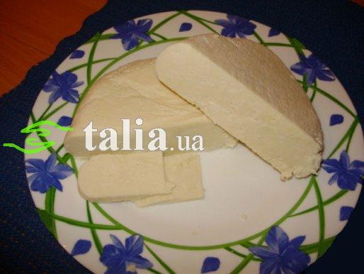 Рецепт. Сыр в домашних условиях