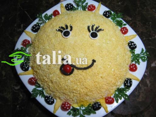 Бунито салат рецепт