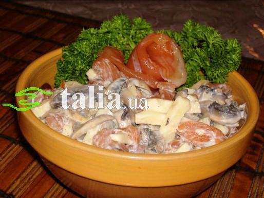 Рецепт. Салат ''Челентано''