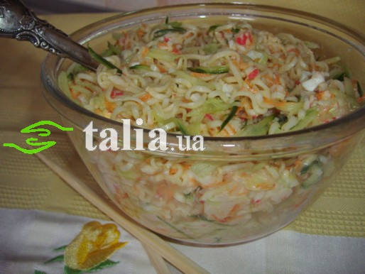 салат с мивини рецепт