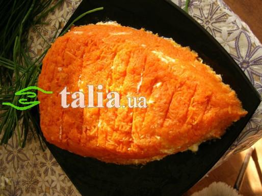 Рецепт. Салат с мясом