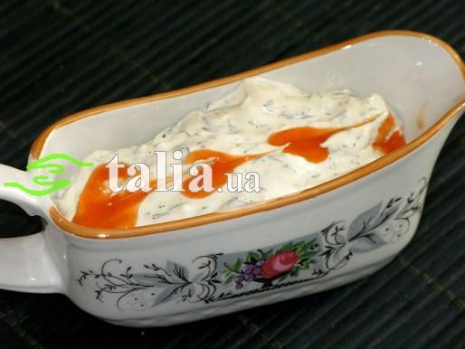 Рецепт. Заправка для салатов