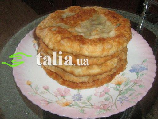 Рецепт. Тесто для беляшей (биляшей) дрожжевое