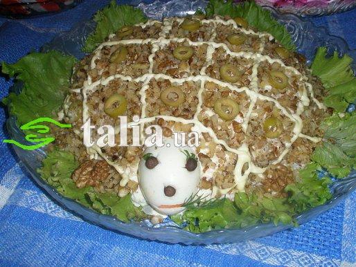 рецепт и приготовление торта черепаха