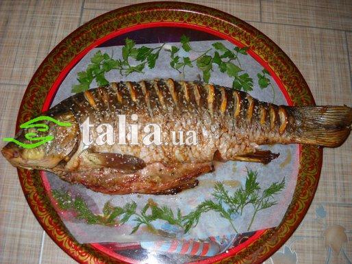 Рыба гибрид в духовке рецепты