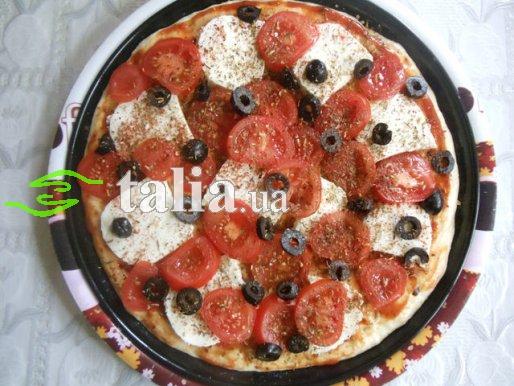 Пицца начинки рецепты в домашних условиях в духовке рецепт 3