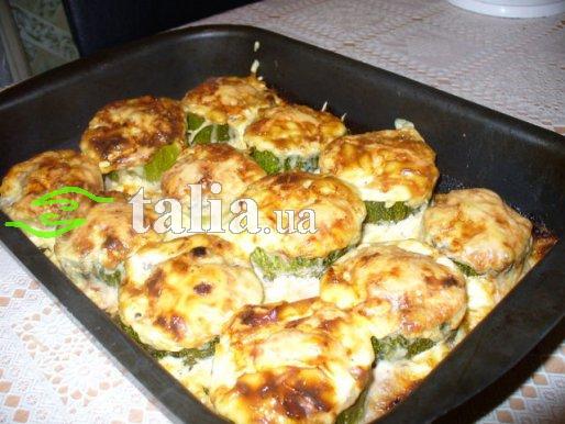 Кабачки с мясом в духовке рецепты быстро